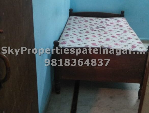 Single room in Patel Nagar under 7000
